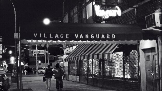 The Village Vanguard, 1976.