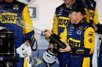 After Rain Then Fire, Matt Kenseth Wins Daytona 500