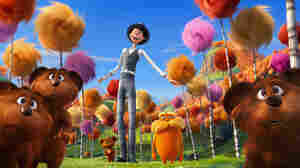 'The Lorax': A Campy And Whimsical Seussical