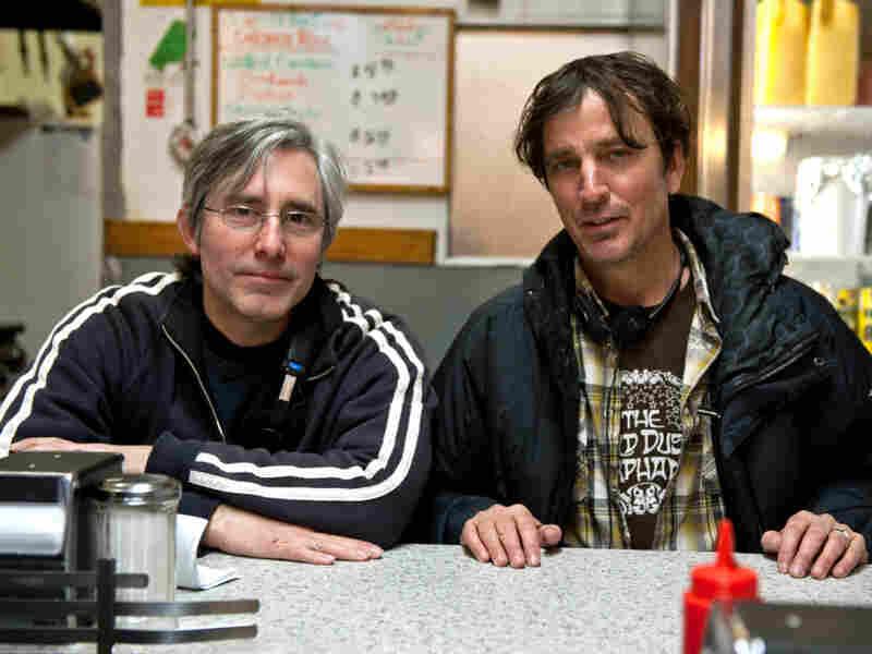 Director/screenwriter Paul Weitz (left) adapted Nick Flynn's 2004 memoir, Another Bulls- - - Night in Suck City.