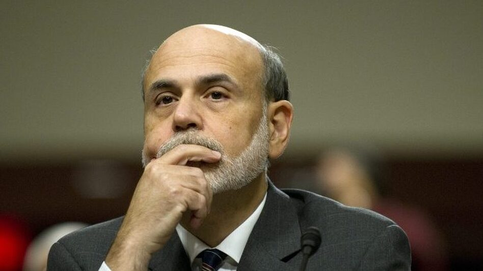 Federal Reserve Chairman Ben Bernanke is testifying before a House committee Wednesday about what the Federal Reserve has done to help the economy.