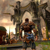 A screenshot from 'Kingdoms Of Amalur: Reckoning.'