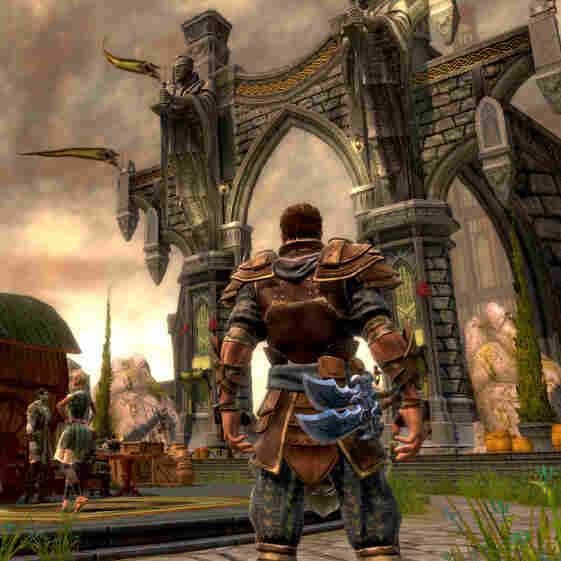 A World Created By A Supergroup: 'Kingdoms of Amalur: Reckoning'