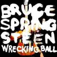 Wrecking Ball album cover.