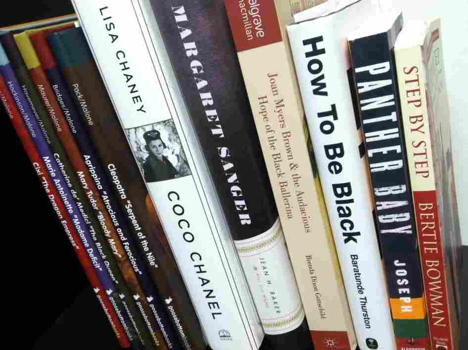 Tell Me More follows its Black History Month memoir series with a series on biographies for Women's History Month.