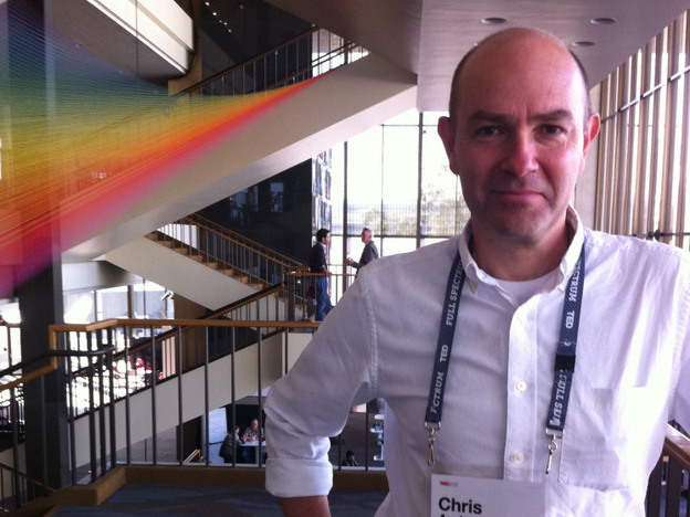"""Wired's Chris Anderson: """"Privacy is complicated."""" (NPR)"""