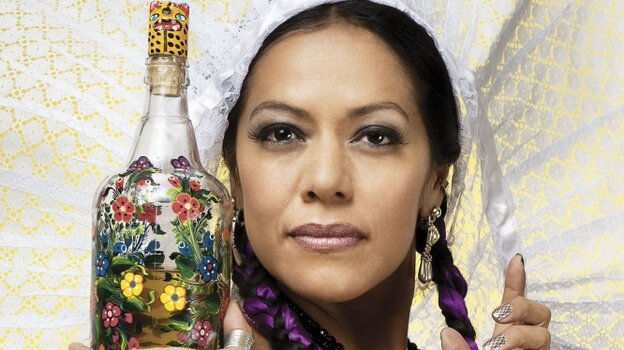 Mexican American artist Lila Downs