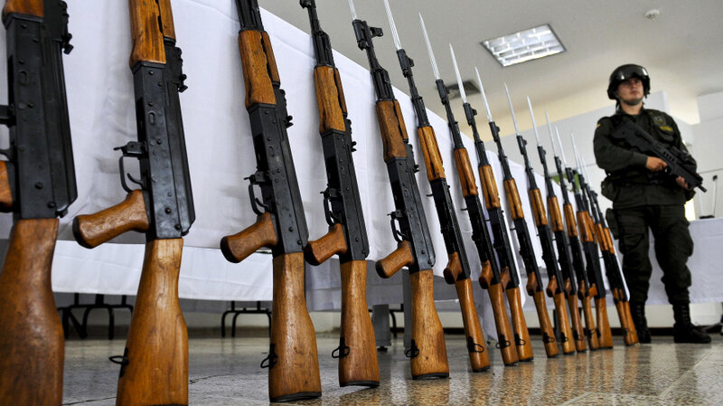 Will The New AK-47 Be As Popular As The Original? : NPR