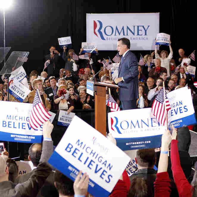 After Review: Michigan's 15-15 Delegate Tie Becomes Romney 16, Santorum 14