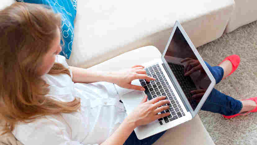 Getting a teenager online may sometimes be the healthy thing to do.