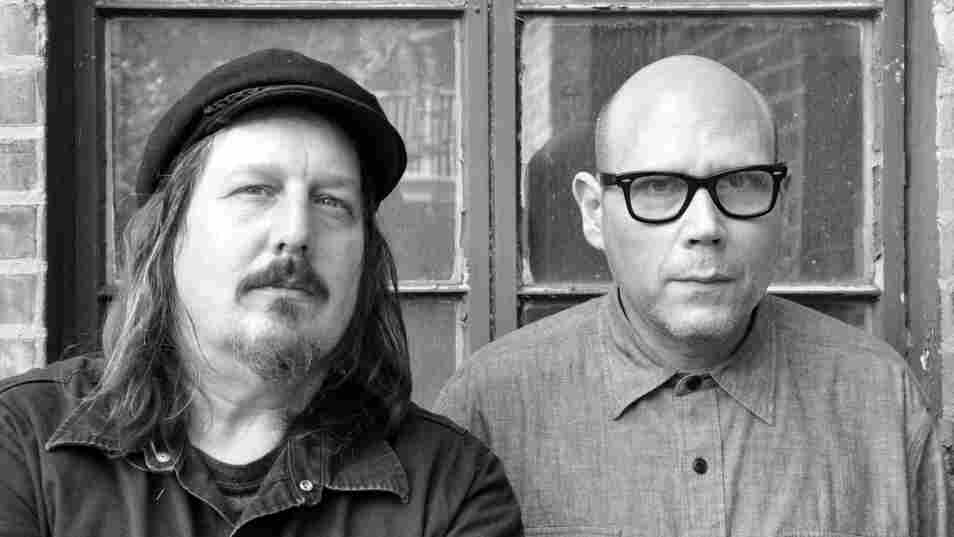 Kevn Kinney (left) and Anton Fier have been friends and occasional collaborators since the 1980s.
