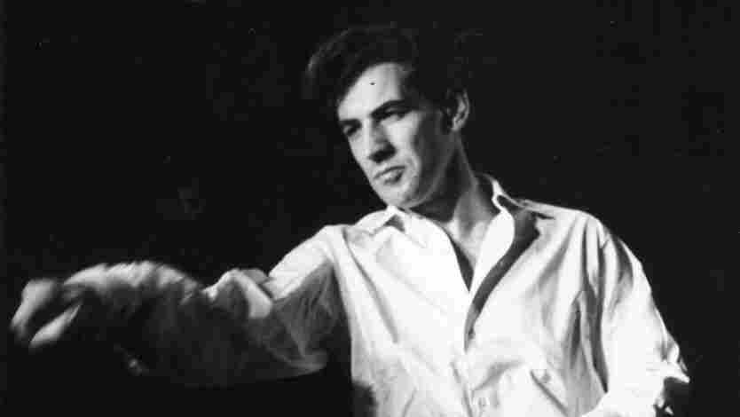 West Side Story's composer Leonard Bernstein.