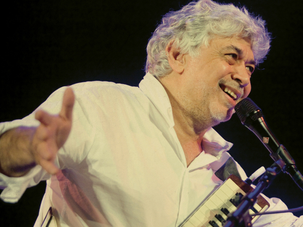 New York's Blue Note Jazz Club is currently hosting pianist Monty Alexander for a two-week residency.