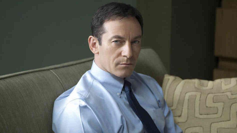 Jason Isaacs as Michael Britten in NBC's Awake.