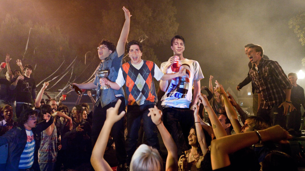 Movie Review Project X Npr