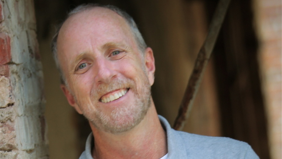 Alan Huffman is a journalist from Mississippi and the author of Mississippi in Africa, Sultana and Ten Point. (Courtesy William Morrow)