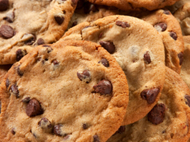 Chocolate chip cookies don't seem to be a great vehicle for chickpeas, according to kids.