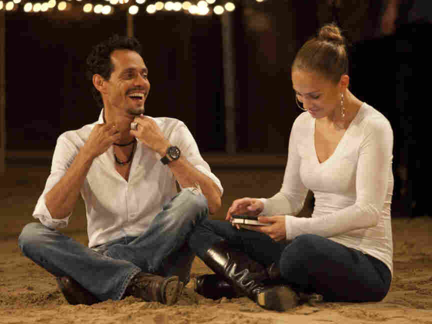 Marc Anthony and Jennifer Lopez travel to Latin America in search of talent in Q'Viva! The Chosen, premiering Saturday, March 3 on Fox.