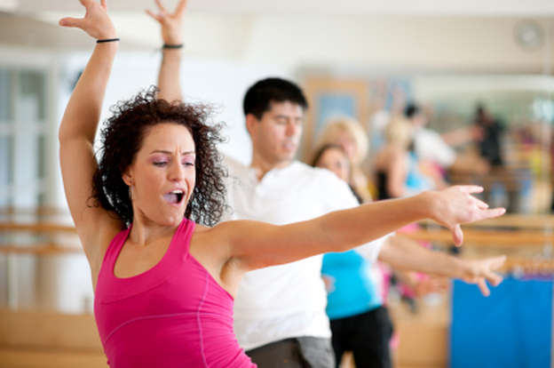 Zumba dance classes are all the rage, but some critics say the fitness craze shouldn't be considered Latin dance.