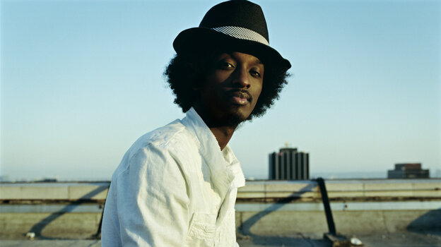 K'Naan's new EP, More Beautiful Than Silence, was released Jan. 31.