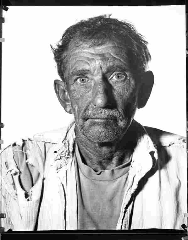 With an earlier prototype camera, Manarchy traveled to Louisiana to capture the Cajun population.