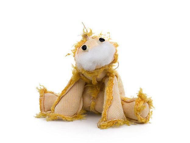 Inside-out monkey