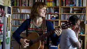 Laura Gibson: A Voice Fit For A Tiny Desk