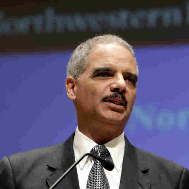 Holder Spells Out Why Drones Target U.S. Citizens