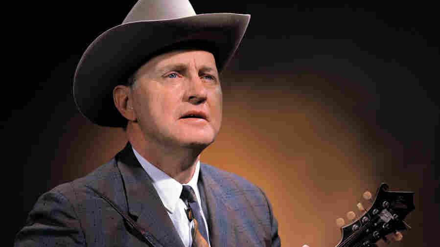 Country legend Bill Monroe.