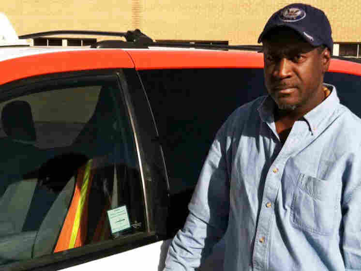 """Longtime Denver taxi driver Teddy Johnson participates in the """"Taxis on Patrol"""" program, and has made two reports of potential safety issues so far."""