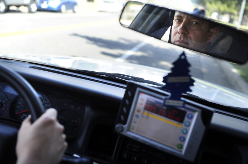 In Denver Taxis, Extra Eyes On The Street For Police : NPR