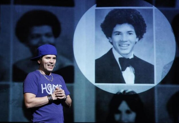 John Leguizamo is currently touring on his one man show Ghetto Klown.