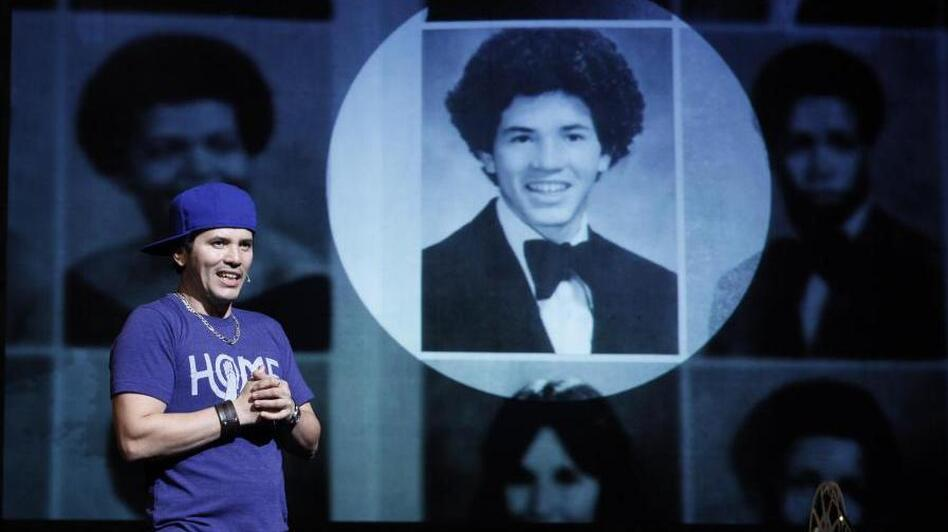 John Leguizamo is currently touring on his one man show Ghetto Klown. (Courtesy of the artist)