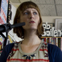 Laura Gibson and her band performs at the 200th Tiny Desk Concert on Jan. 27, 2012.