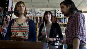 Laura Gibson Plays Tiny Desk Concert No. 200
