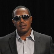 Rapper Master P at BET Studios.