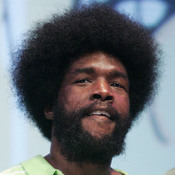 Ahmir Thompson, AKA Questlove.