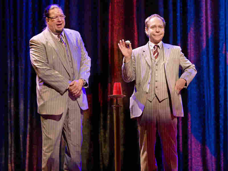 In a recent article for Smithsonian Magazine, Teller (right), half of the magic team Penn & Teller, explains the art and science of mental manipulation.