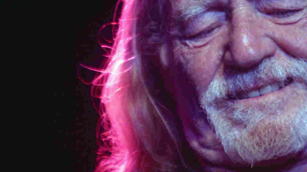 Willie Nelson performs in 2004.