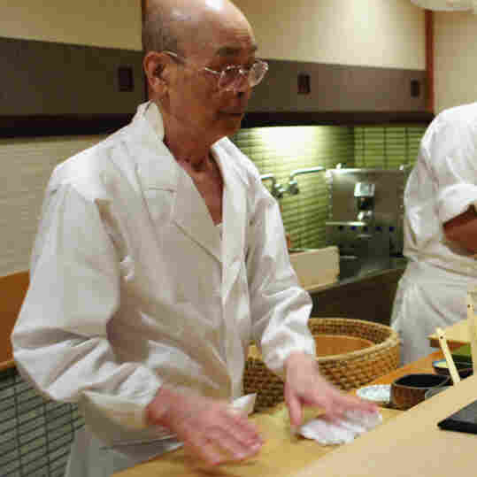 'Jiro Dreams Of Sushi': Perfection, Carefully Sliced