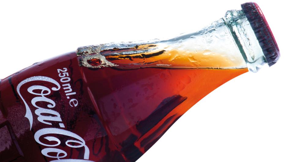 Coca-cola сменила свой фирменный красный цвет на зеленый для аргентинского рынка