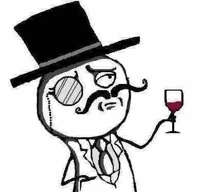 The LulzSec icon on Twitter.