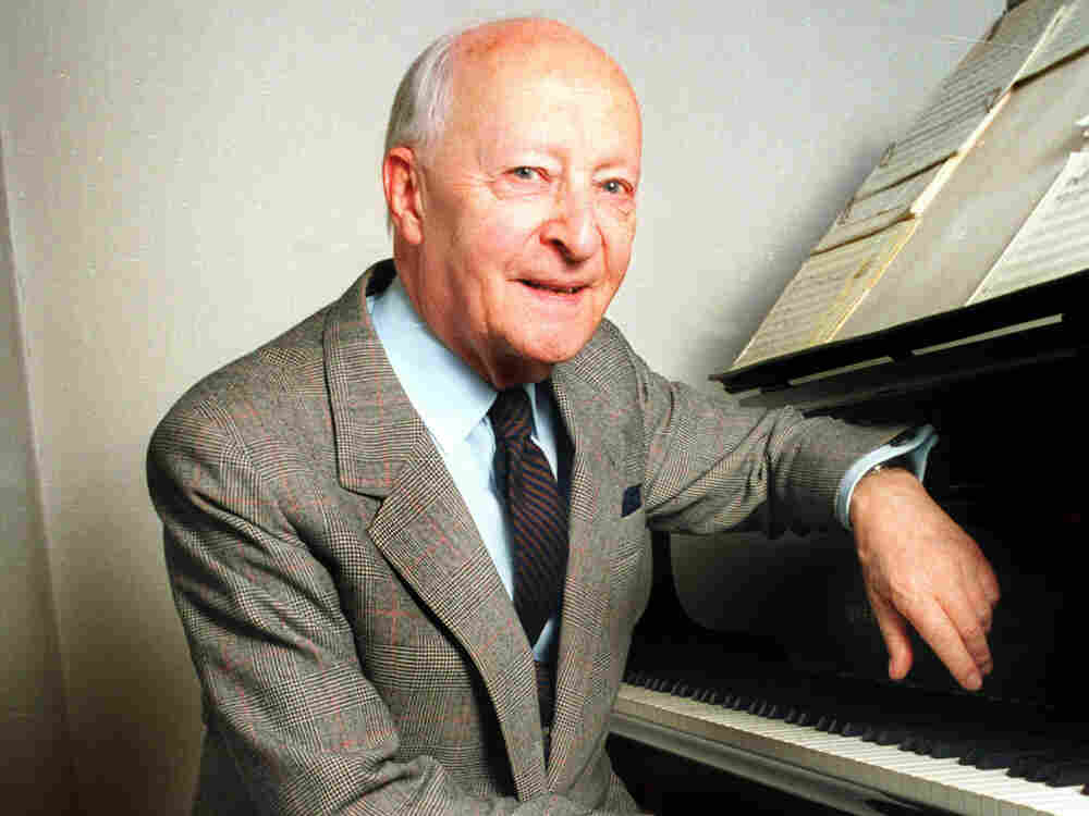 Pioneering Polish composer Witold Lutosławski struggled to find his musical voice.