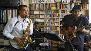 Rudresh Mahanthappa: Tiny Desk Concert