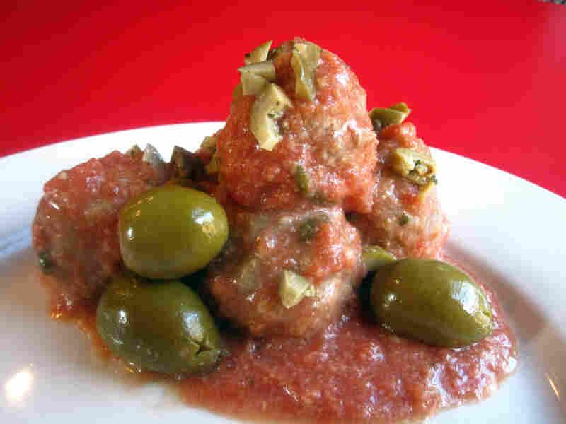 Roussillon Meatballs