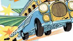 'Chitty Chitty Bang Bang' Gets Back On The Road