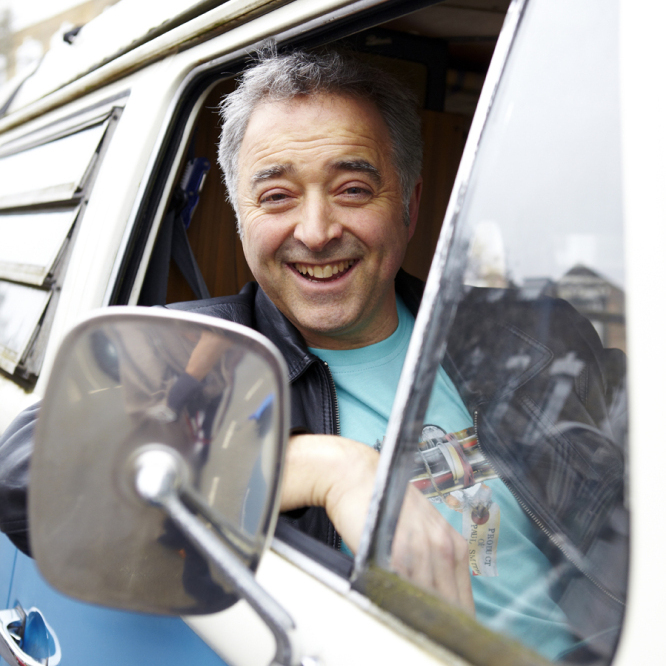 Frank Cottrell Boyce is a British screenwriter, novelist and occasional actor.