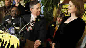 Longtime Rep. Kucinich Is Down, But Maybe Not Out