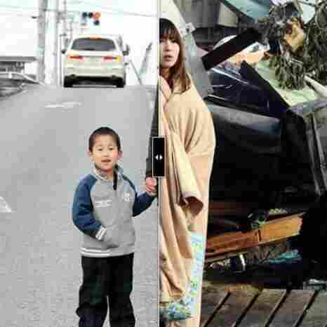 One Year Later: Japan's Wreckage And Recovery