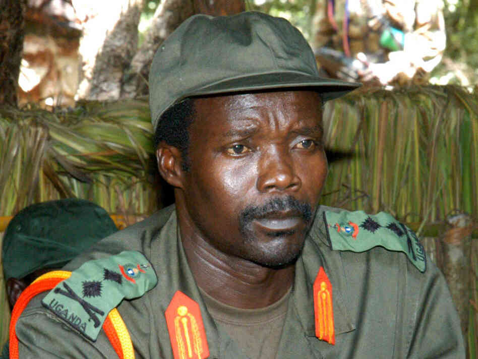 joseph kony is infamous � but will he be caught npr